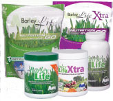 AIM BarleyLife range of products