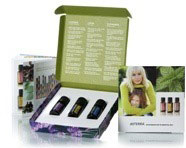 Introduction to essential oils kit