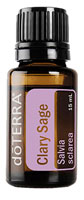 Clary Sage Essential oil a natural acne cure