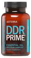 ddr prime essential oil supplement