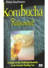 Kombucha Book - Kombucha Rediscovered