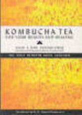 Book on Kombucha Tea