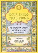 Kombucha Health related books: Nourishing Traditions