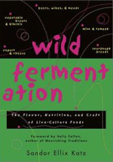 Kombucha Books related topics: Wild Fermentation - the flavour, nutrition and craft of Live-Cultured Foods